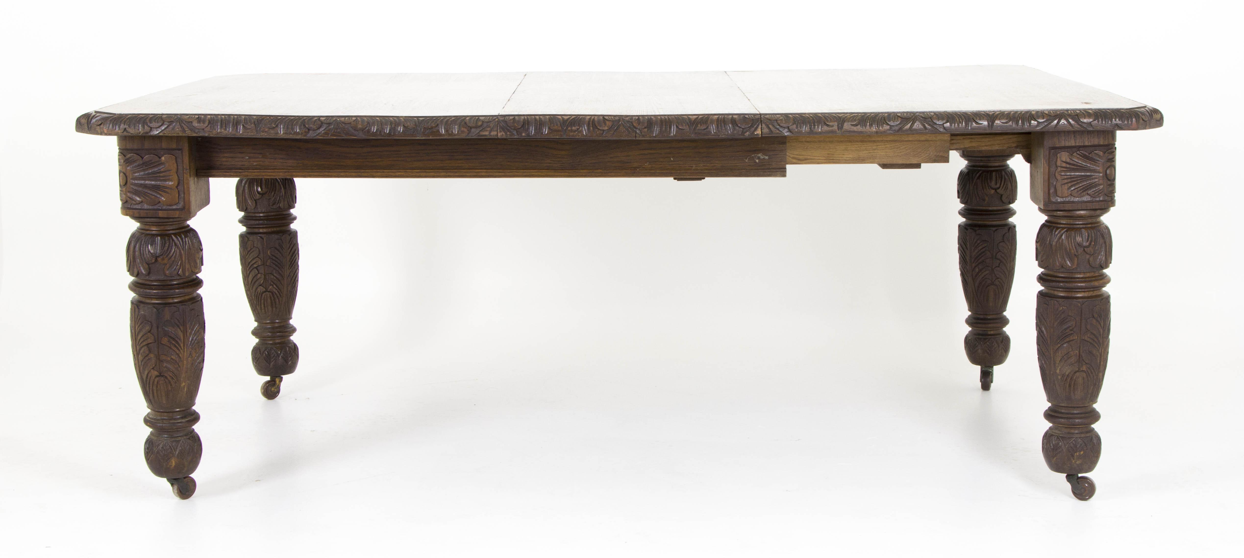 100 antique oak coffee tables sold hamilton signed vintage