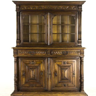 cabinet with two paneled door_01