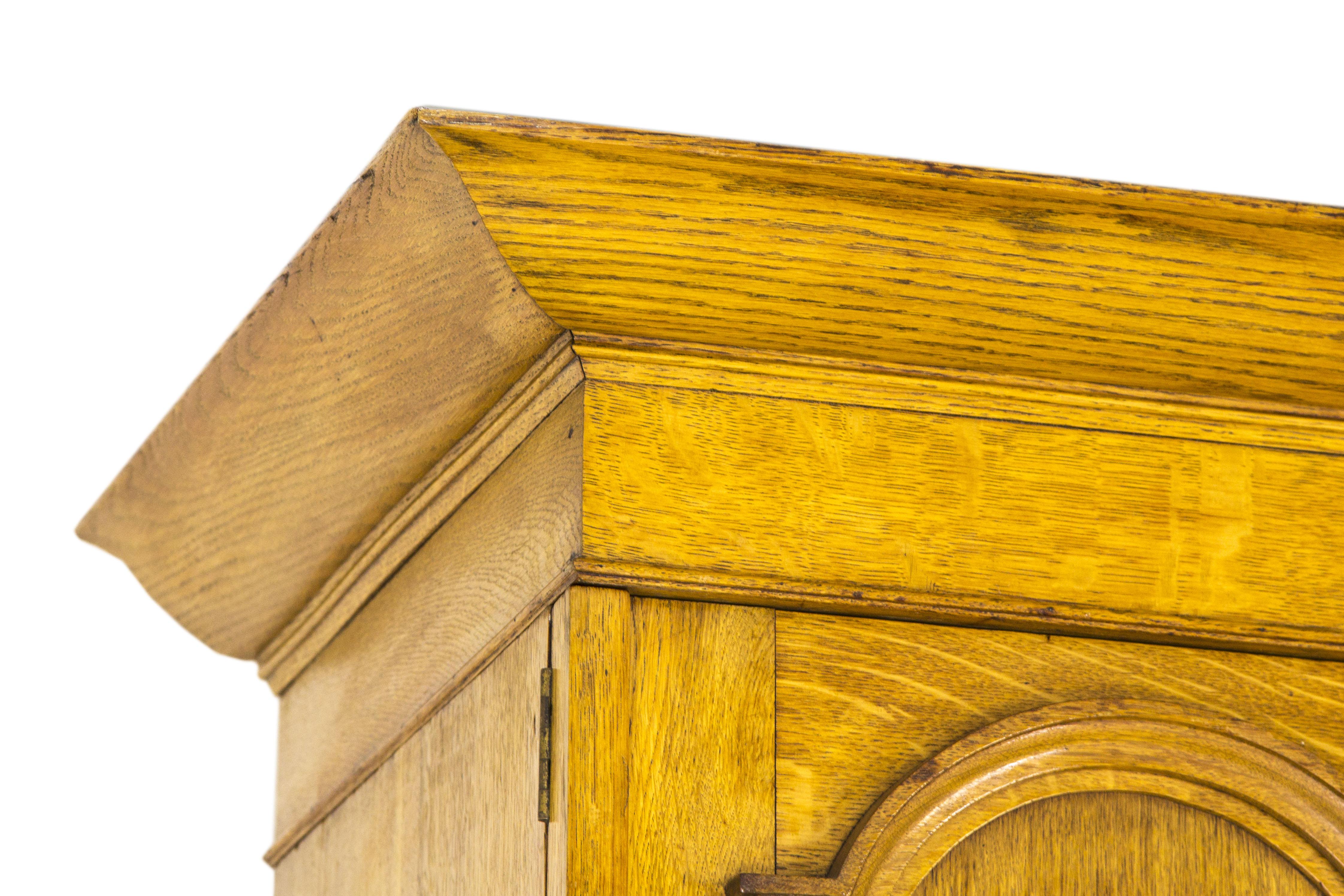 Antique Armoire | Antique Wardrobe | Art Nouveau | George Logan | Arts And  Crafts Wardrobe | B717