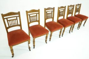 ... Oak Dining Chairs