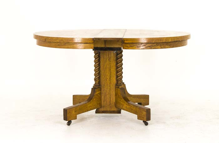 Antique Dining Table 733 03 Heatherbrae Antiques