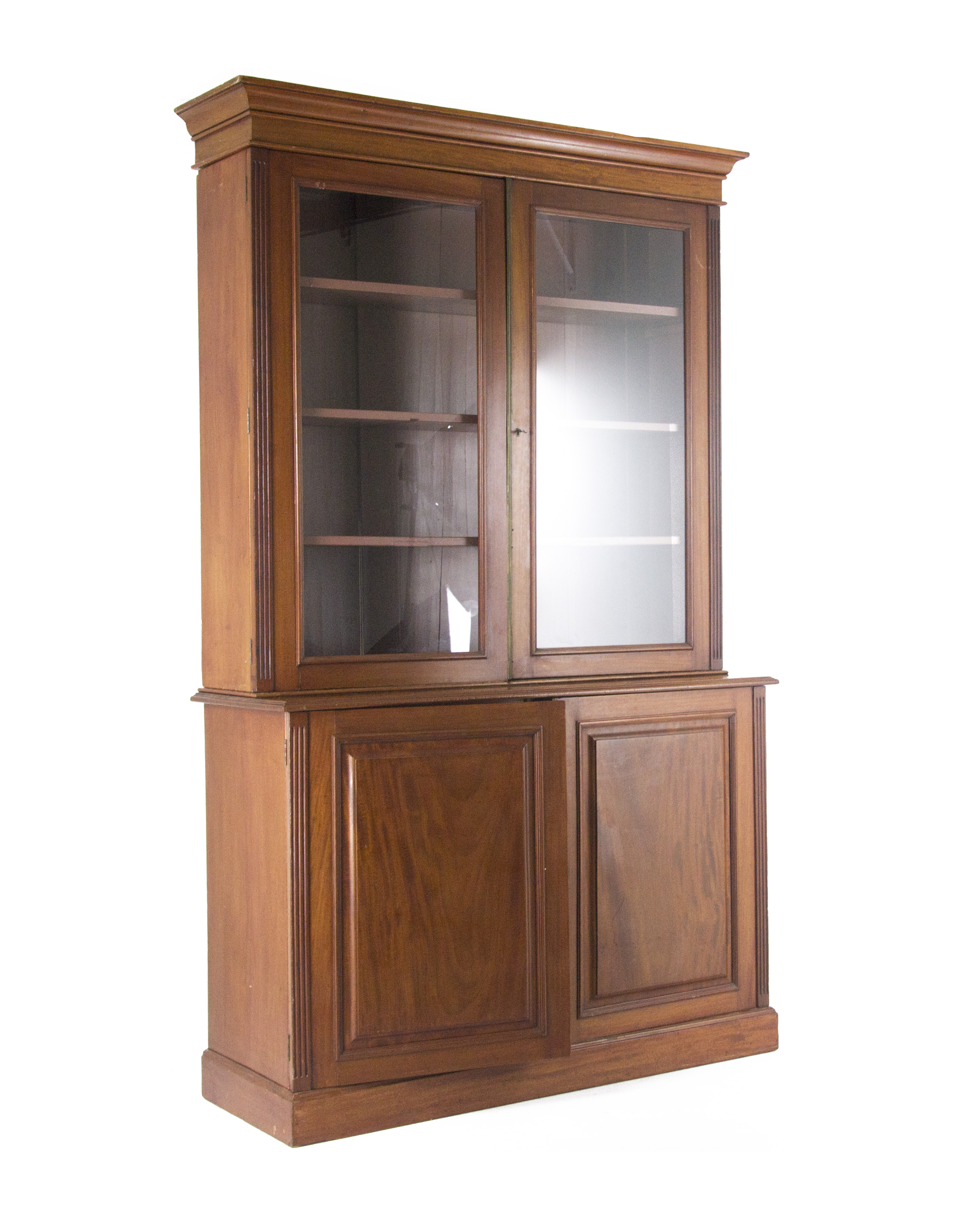 Office Cabinet Antique Bookcase Lawyers Cabinet Antiques B776