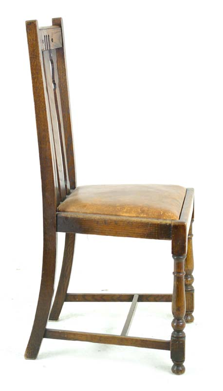 Antique Dining Chairs Solid Oak Dining Chairs Scotland