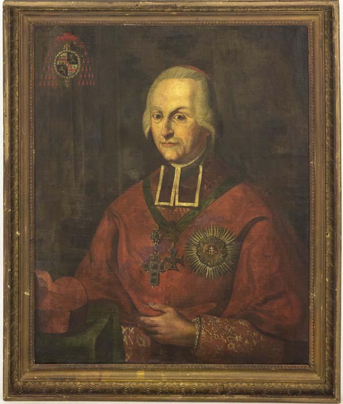 18th Century Oil Portrait