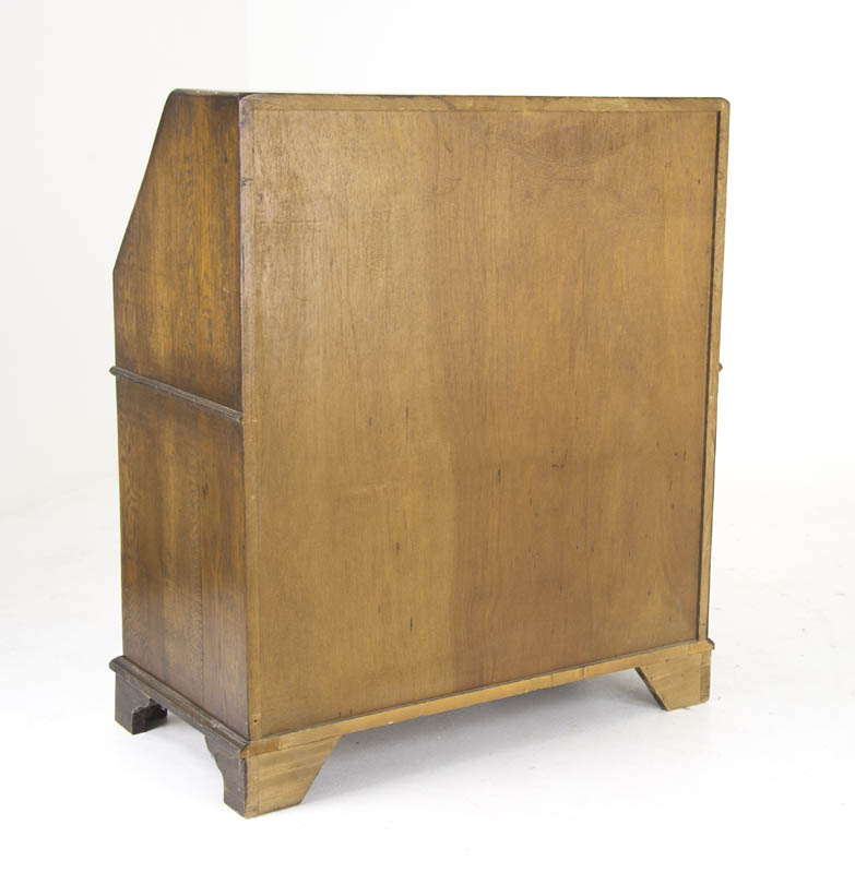 Antique Drop Front Desk 706 7 Heatherbrae Antiques