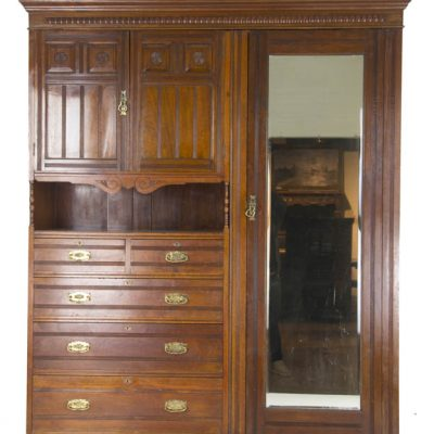 antique furniture armoire