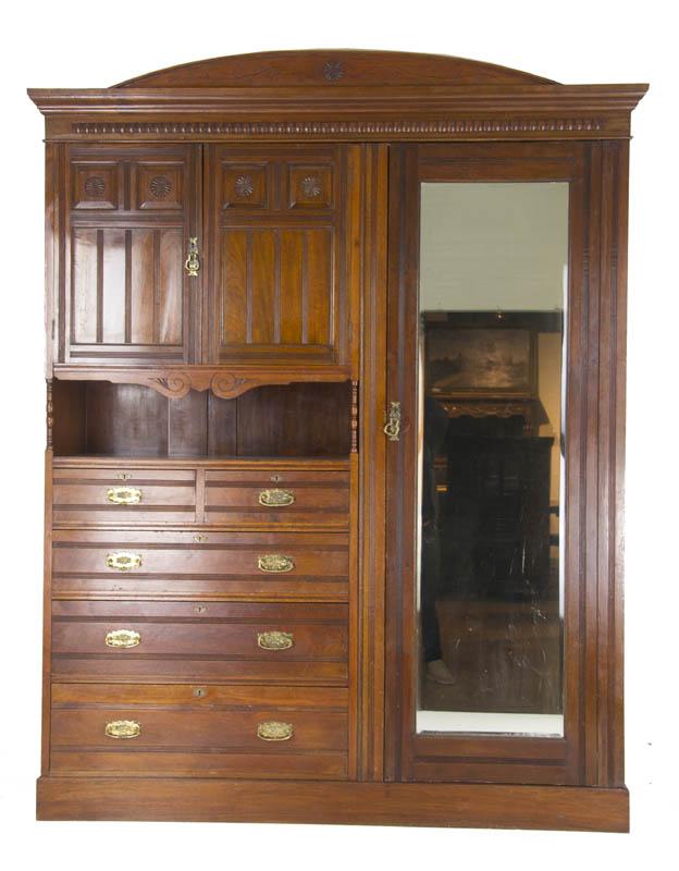 antique furniture armoire