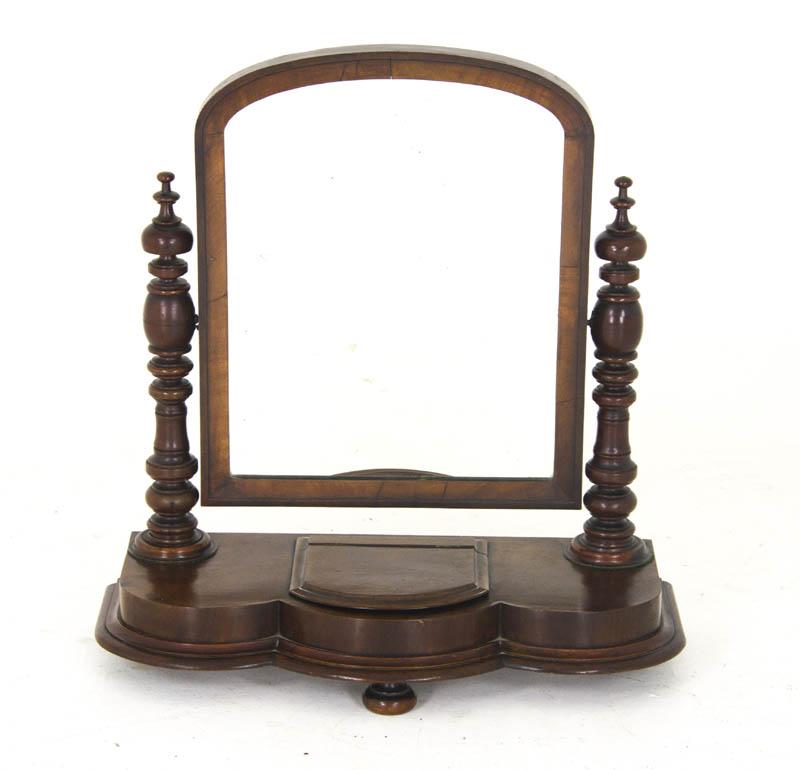 antique dressing mirror