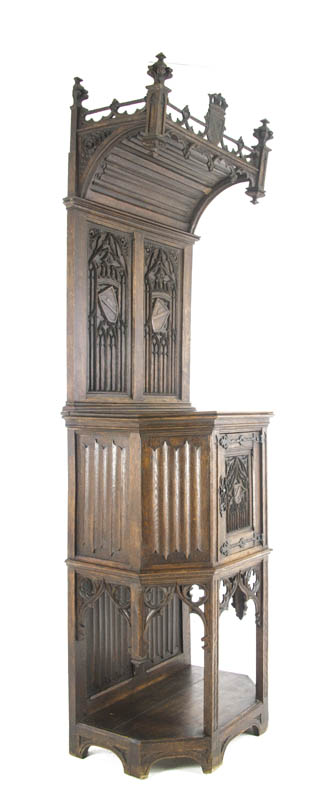 High Quality Gothic Cabinet