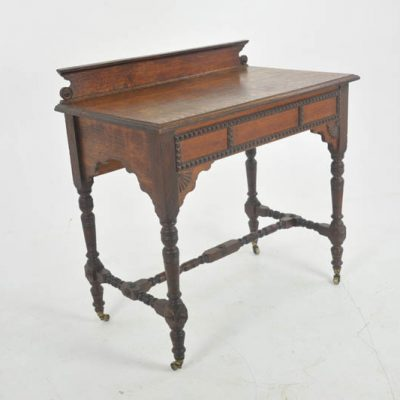 antique hall table