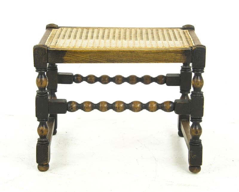 antique dressing stool