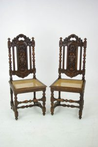This May Explain Why There Are So Few Antique Chairs Available From Earlier  Than The 16th Century. ...