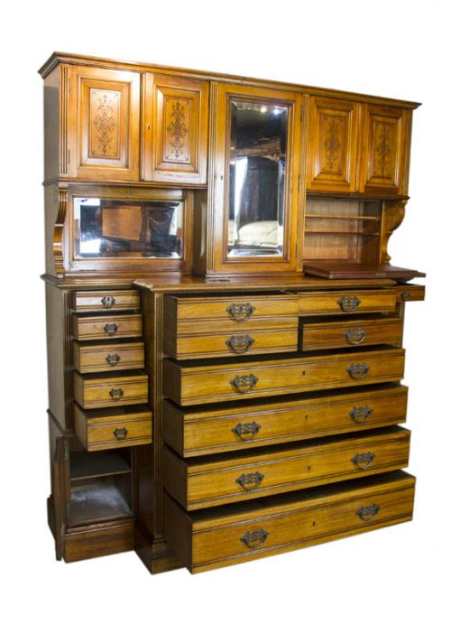 Antique Apothecary Cabinet