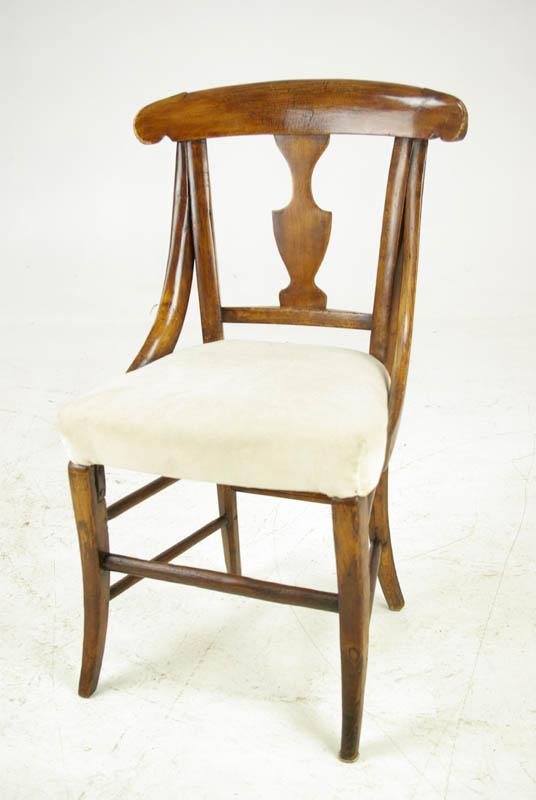 ANtique Doll Chair - Antique Dolls Chair, Childs Chair, Victorian, Scotland 1880, B1140