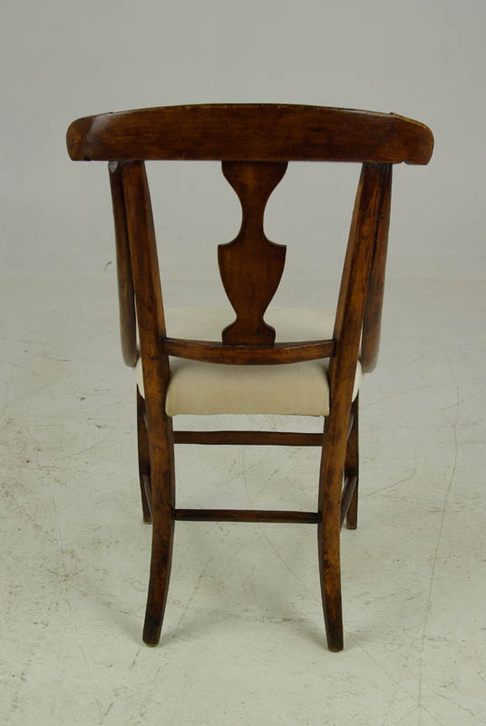 ANtique Doll Chair - Antique Dolls Chair, Childs Chair, Victorian, Scotland 1880, B1140