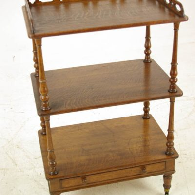 antique etagere