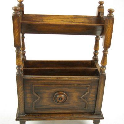 antique bookrack