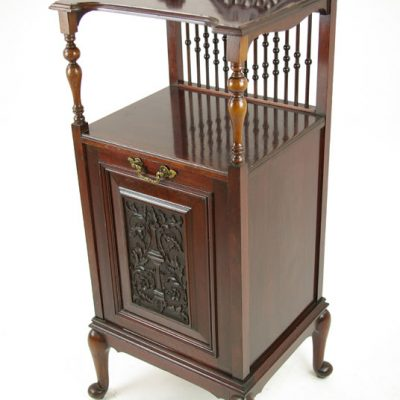 Antique Coal Hod