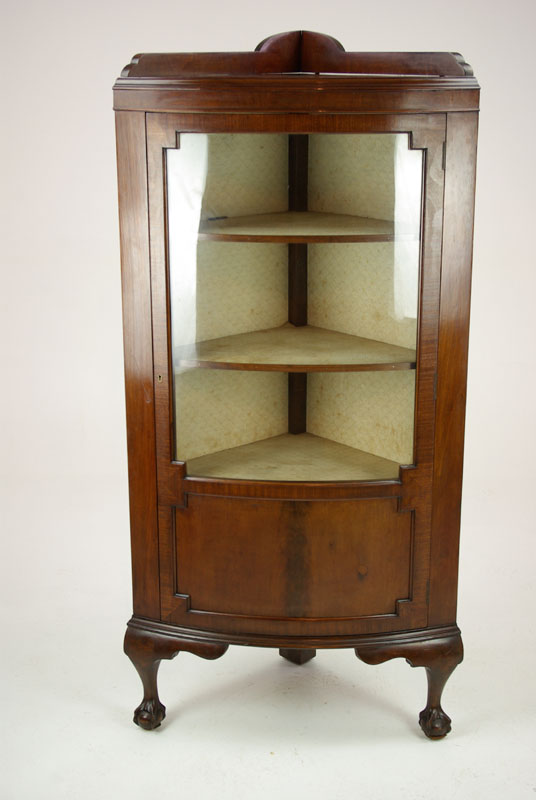 antique corner cabinet - Antique Corner Cabinet, Entryway Organizer, 1780, Antique Furniture,B974