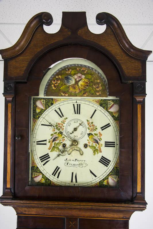 Grandfather Clock Antique Long Case Clock Wales 1820 B725