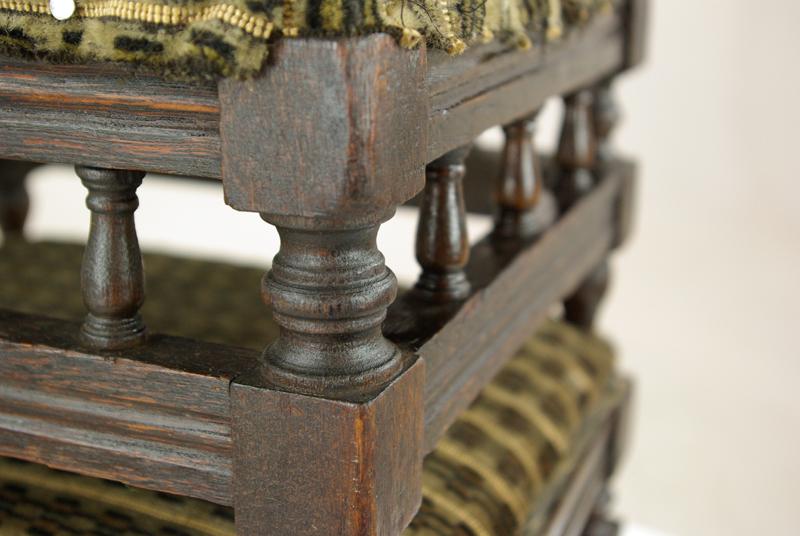 Superb Pair Antique Footstools Victorian Walnut Footstools Scotland 1880 Antique Furniture B1056 Dailytribune Chair Design For Home Dailytribuneorg